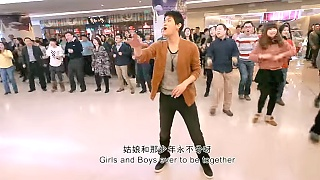 Surprise concert in BeiJing 北京  :) (:  Season's greetings 2019 …. Season`s Greetings to all our visitors, from BeijingBuzzz, 2019  :)    Love music? Don`t miss this great film (turn up the volume; high quality audio) ...        一群喜好音樂的志願者在北京國貿的美食街快閃表演了美麗動人的歌曲,包括 `月亮代表我的心`, `彎彎的月亮`, `甜蜜蜜`, `讓我們蕩起雙槳`, `茉莉花`, `站在高崗上` 以及 `高山青`。我們帶給了現場群眾意外的驚喜,也希望可以跟全世界的朋友分享這份喜悅。    A heart-warming surprise performance of popular traditional Chinese songs at the food court of the China World Trade Center, GuoMao, central-east Beijing.