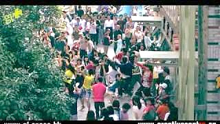 Summer in the city, ShangHai 上海 - flash mob