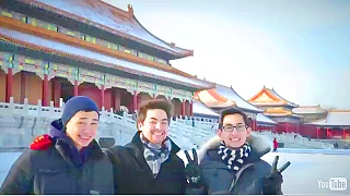 BeiJing 北京 and ShangHai 上海 – winter trip – video