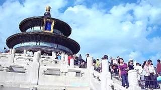 The magnificently beautiful Temple of Heaven 天坛, BeiJing 北京
