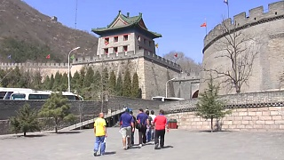 Video : China : A trip to JuYongGuan 居庸关 Great Wall - video