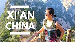 Exploring ShaanXi 陕西 - Xi'An, HuaShan and the Yellow River