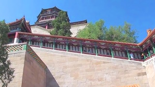 The Summer Palace 頤和園 in BeiJing