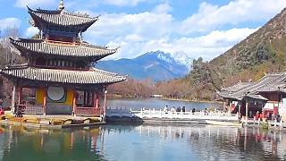 China trip clips - LiJiang 丽江 and Tiger Leaping Gorge 虎跳峡