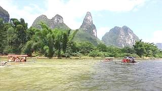 The Li River 漓江 and YangShuo 阳朔 trip