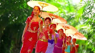 Video : China : Beautiful XiShuangBanNa 西双银纳, YunNan province