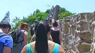 Video : China : The Great Wall 长城 Marathon 2013 (2) - video
