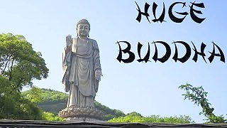 Video : China : The Grand Buddha at LingShan  灵山大佛