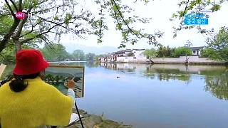 Video : China : Scenes of ancient China - HongCun 宏村