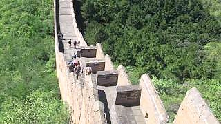 Scenes from JinShanLing 金山岭 Great Wall, BeiJing