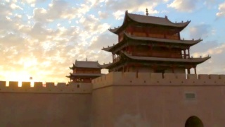 A trip to JiaYuGuan 嘉峪关, western end of the Great Wall – video