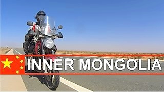 A motorcycle trip through Inner Mongolia 内蒙古