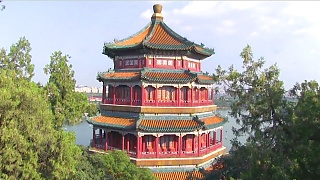 The beautiful Summer Palace 頤和園, BeiJing
