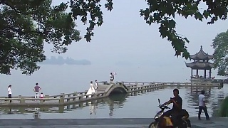 Video : China : Scenes from HangZhou 杭州 and West Lake 西湖 - video