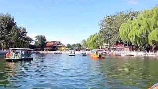 QianHai 前海 Lake, central BeiJing