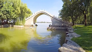A stroll through the Summer Palace 頤和園 in Beijing