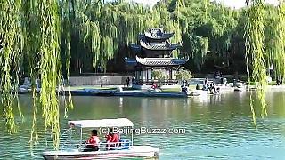 TaoRanTing Park 陶然亭公园, BeiJing – video