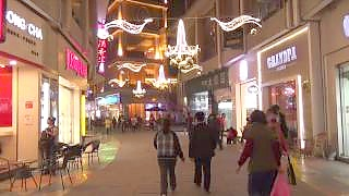 Video : China : An evening stroll through GuiLin 桂林 city