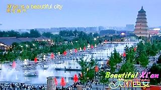 Video : China : Xi'An 西安 !