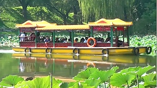 The beautiful YuanMingYuan 圆明园 Park, Beijing