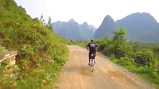 Around YangShuo 阳朔, GuangXi province