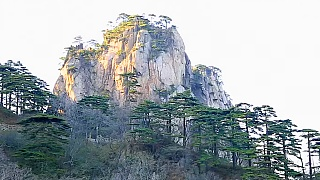 The awesomely beautiful HuangShan 黄山
