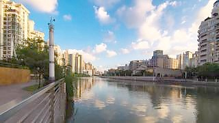 Video : China : ShangHai 上海 in timelapse