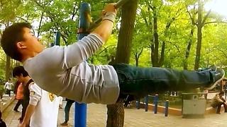 ZhengZhou 郑州 workout